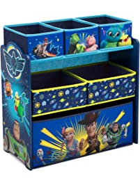 Delta Children Design and Store Toy Organizer, Disney/Pixar Toy Story 4