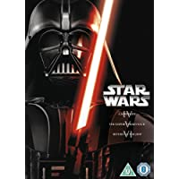 Star Wars: The Original Trilogy (Episodes IV-VI) [DVD] [1977]