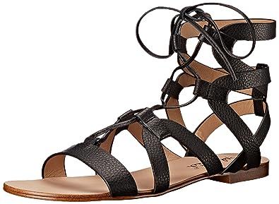 69acc13f7fb0 Splendid Women s SPL-Cameron Gladiator Sandal Black 8 ...