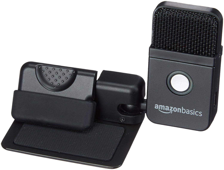 AmazonBasics Portable USB Condenser Microphone LJ-PUM-001