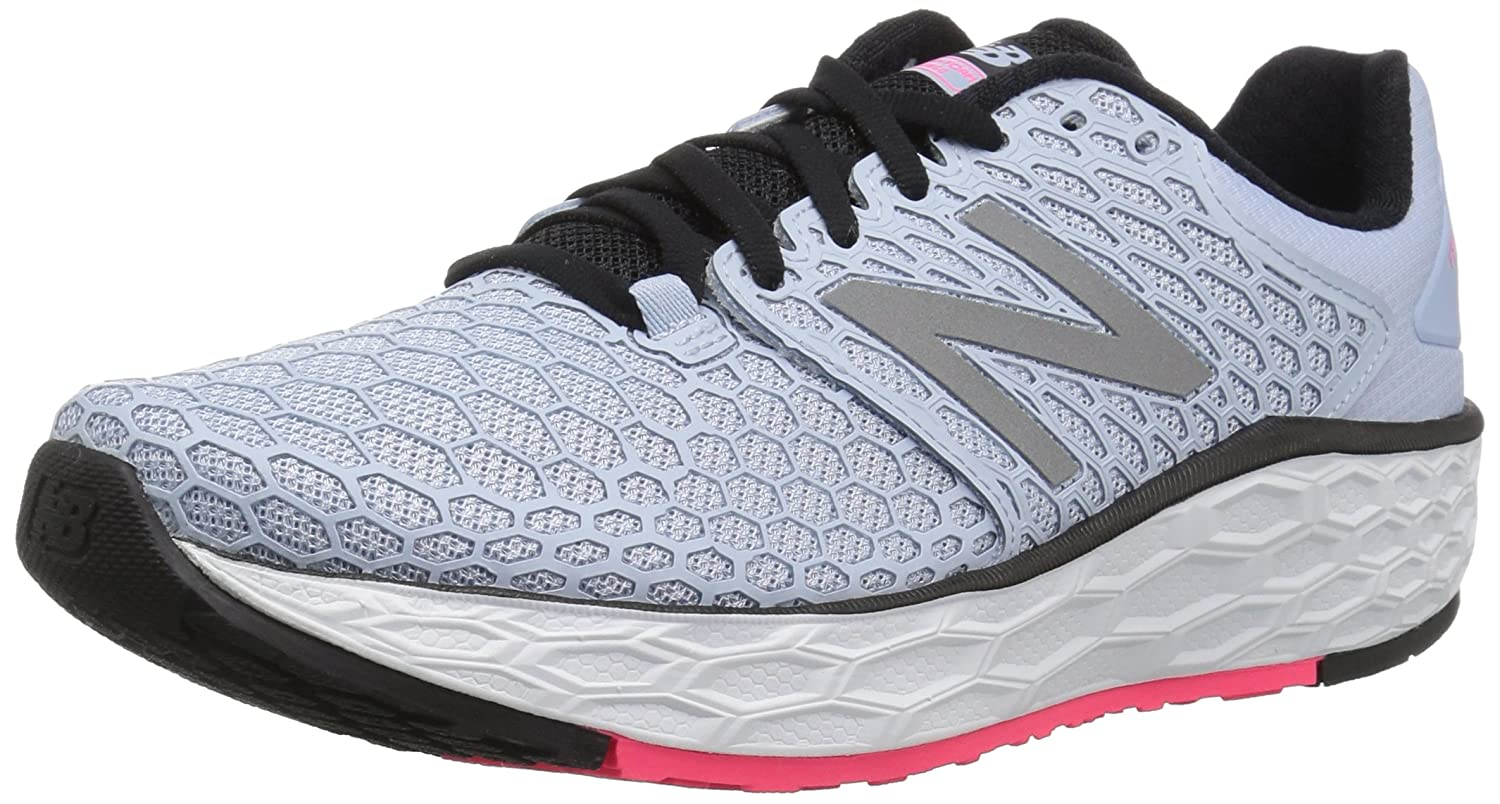New Balance Women's Vongo V3 Fresh Foam Running Shoe B075R7NV43 8.5 B(M) US|Light Blue