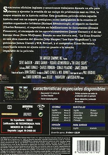 Steve Mcqueen - Bxs 3 Titulos [DVD]: Amazon.es: Brad Dexter ...