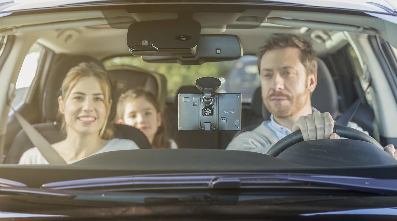 Touch-Glasdisplay, lebenslange Kartenupdates, Verkehrsfunklizenz, Dash Cam 12,7cm 5 Zoll Zertifiziert und General/überholt Garmin DriveAssist 50 LMT-D EU Navigationsger/ät
