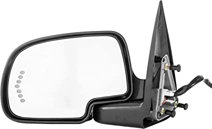 A BRAND NEW #1 HIGH QUALITY POWER MIRROR for LEFT HAND SIDE DRIVER DOOR
