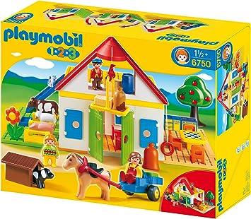 Playmobil bauernhaus