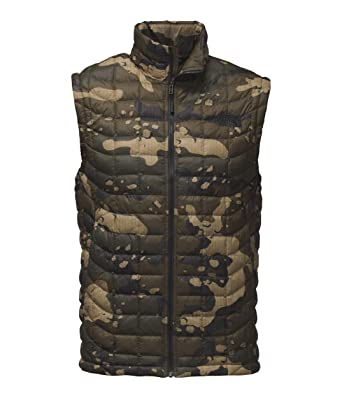 47dace7d93e3 Amazon.com  The North Face Men s Thermoball Vest  Clothing