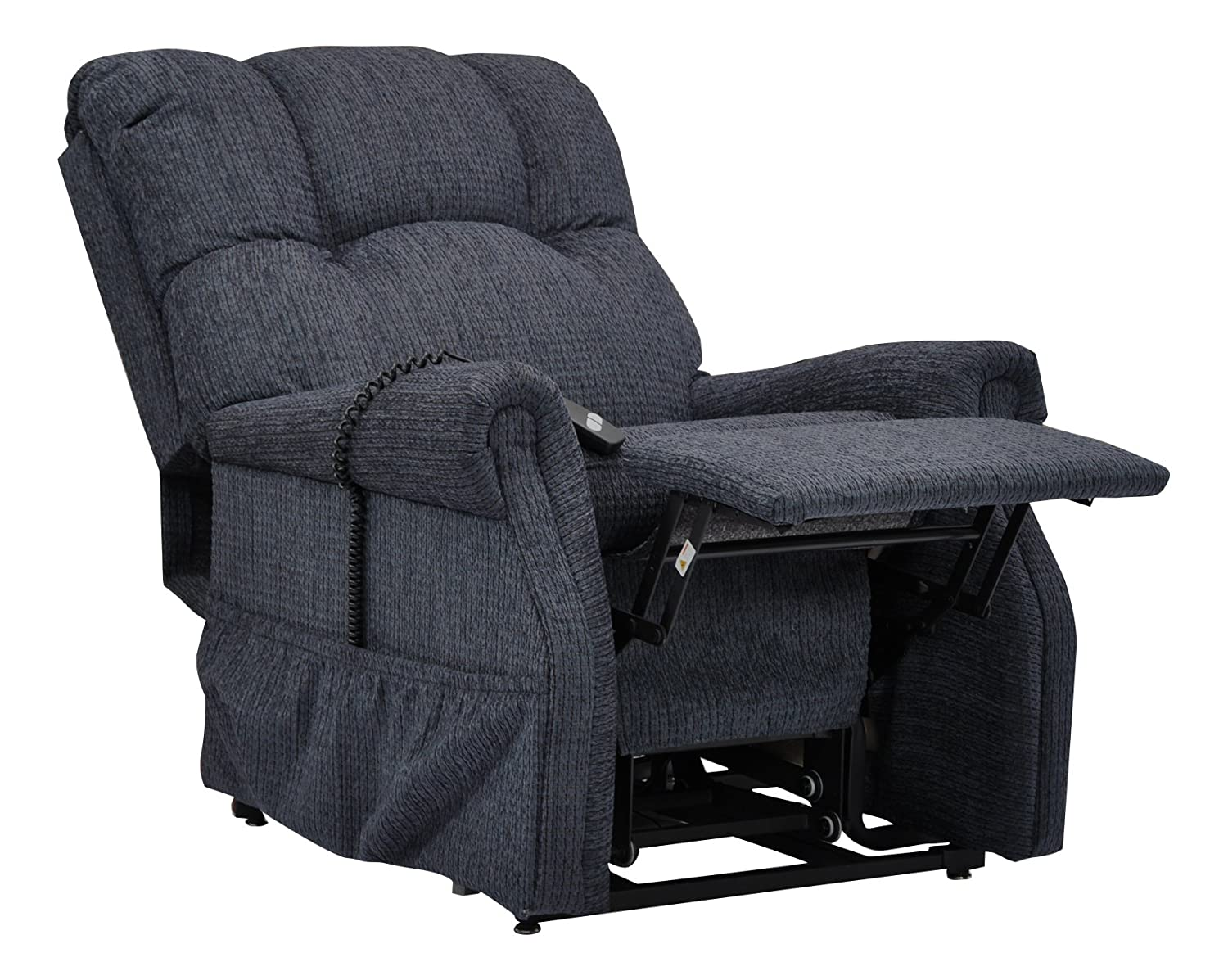 14aa6b239c43a Amazon.com: Med-Lift 11 Series 2 Way Reclining Lift Chair, Blue, 130 Pound:  Health & Personal Care