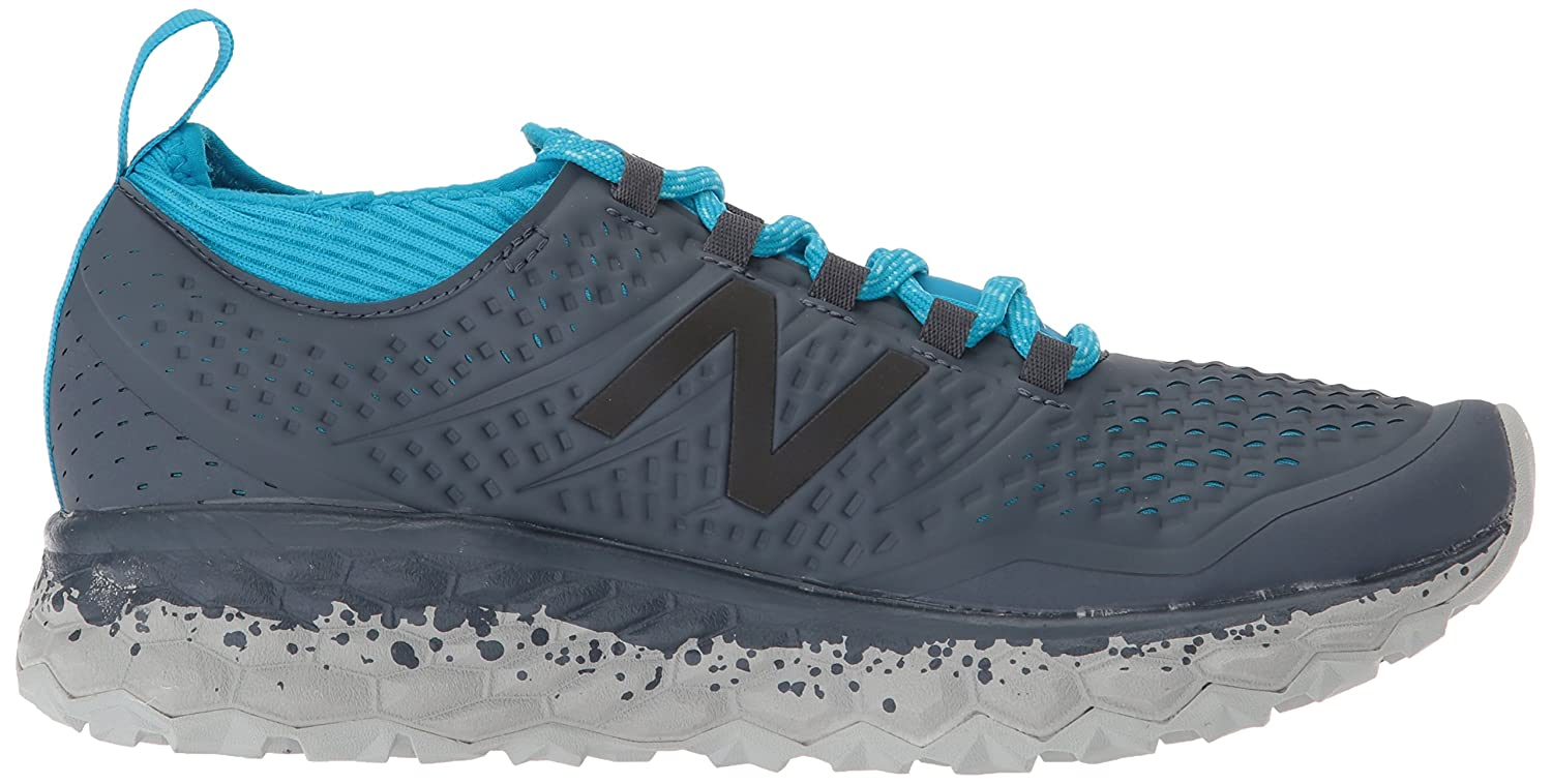 New Balance Women's Hierro V3 Fresh Foam Trail Running Shoe B06XRTX47X 7 B(M) US|Grey