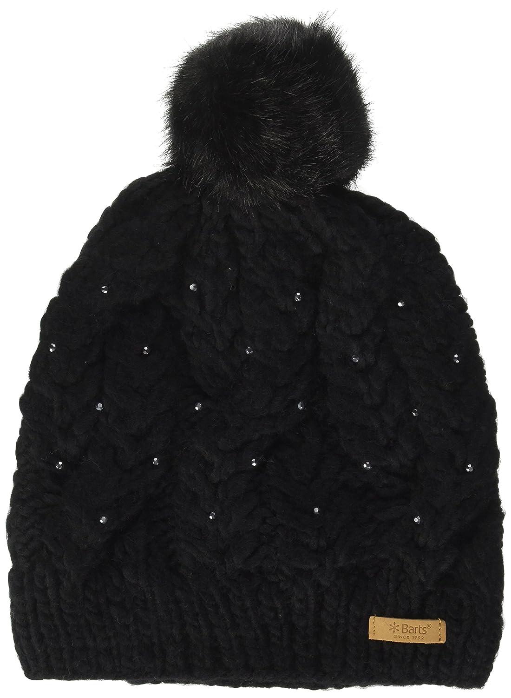 Barts Women's Gravel Beret Black (Nero) One (Size: Unica) 15-0000003518