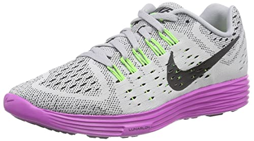 Nike Women's 705462 Running Shoes Grey Size: 3.5 UK