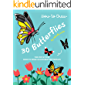 How to Draw 30 Butterflies: The Step by Step Book to Draw 30 Different Butterflies
