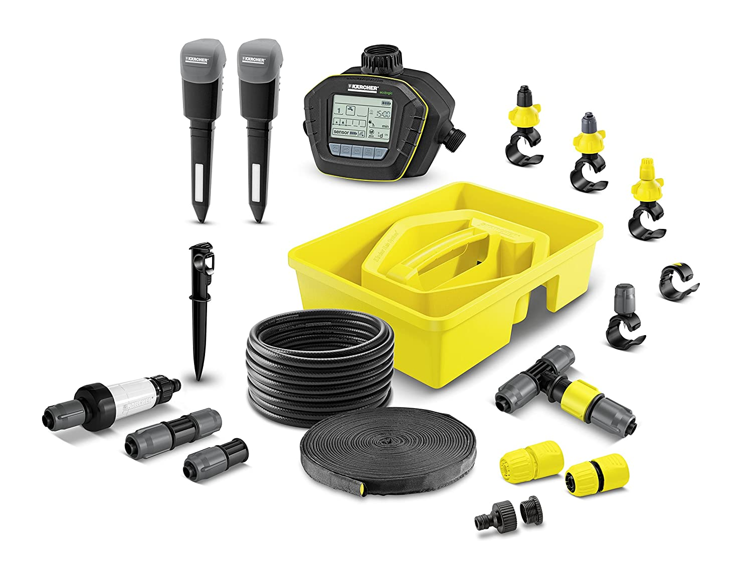 Karcher Deluxe Gartenbewässerungs-Set