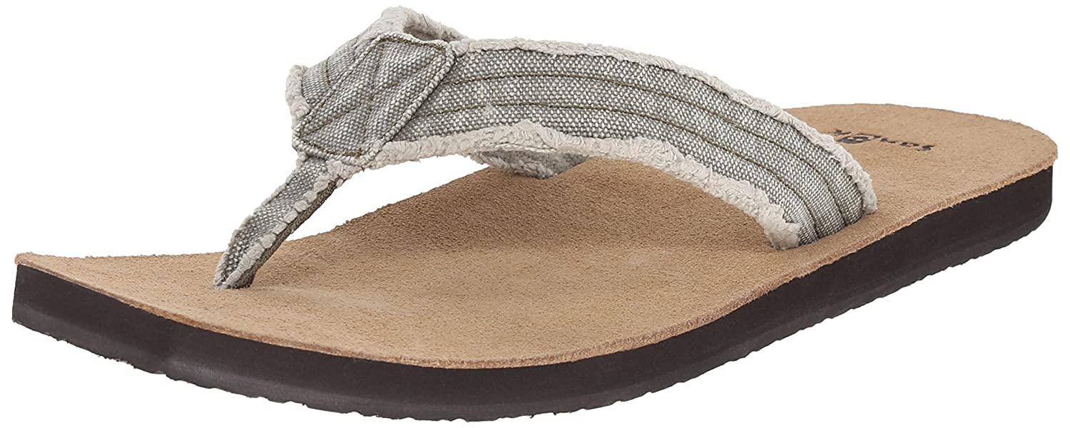 245748000d6 Sanuk Men s Fraid So Sandal  Amazon.co.uk  Shoes   Bags