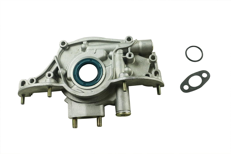 Oil Pump Fit for Honda Civic 1.5L CRX 1.5L 1.6L L4 SOHC Generic