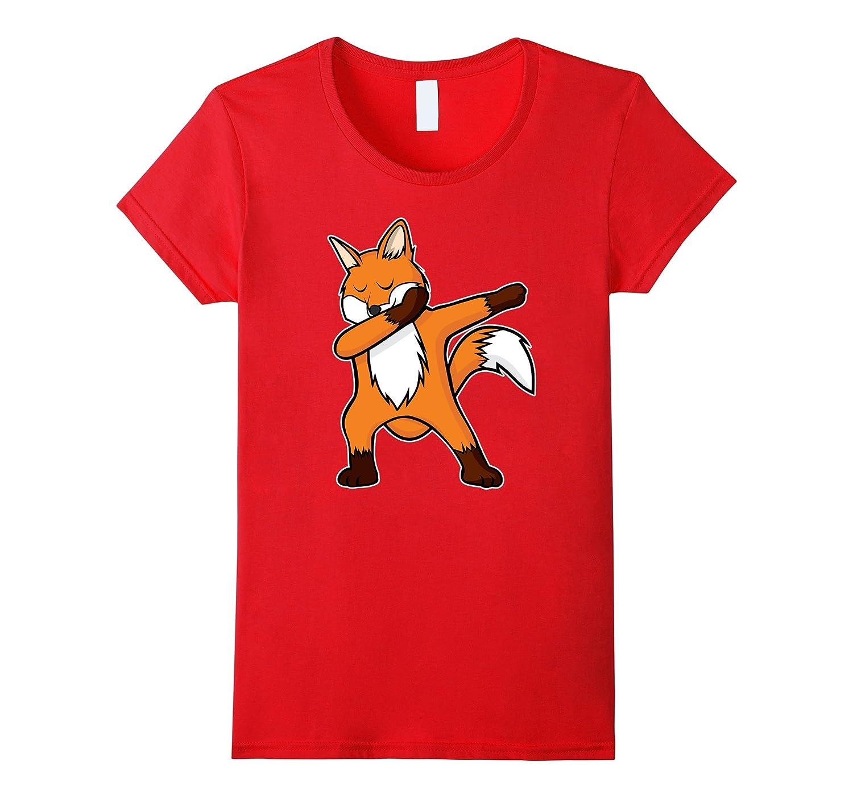 Dab Shirts – Funny Dabbing Fox Gift Tee