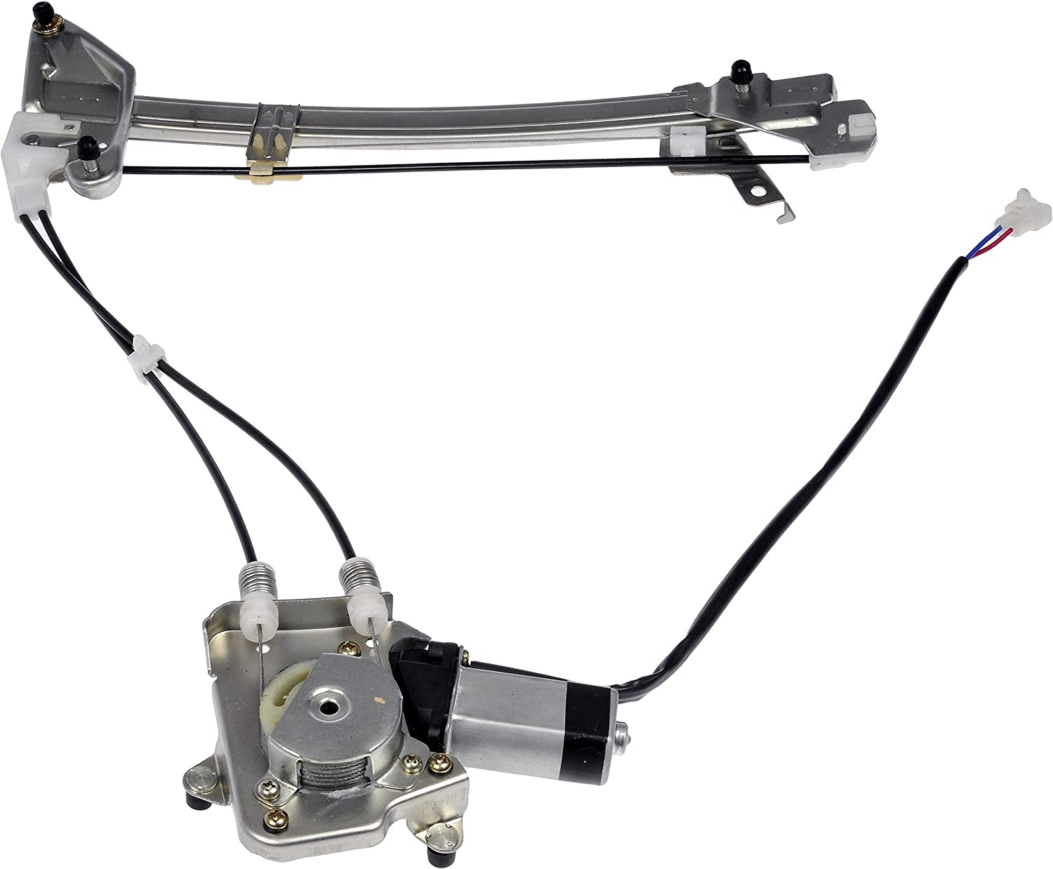 Dorman 741-669 Front Driver Side Power Window Regulator and Motor Assembly for Select ford Models