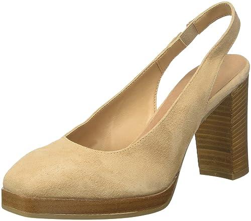 BATA 723188 Scarpe col Tacco con Cinturino Dietro la Caviglia Donna