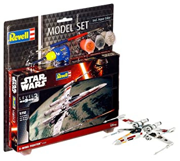 Revell 63601 Star Wars - Maqueta Nave Caza X-wing Fighter