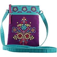 Pinaken Women's Canvas Slingbag And Crossbody Bag …