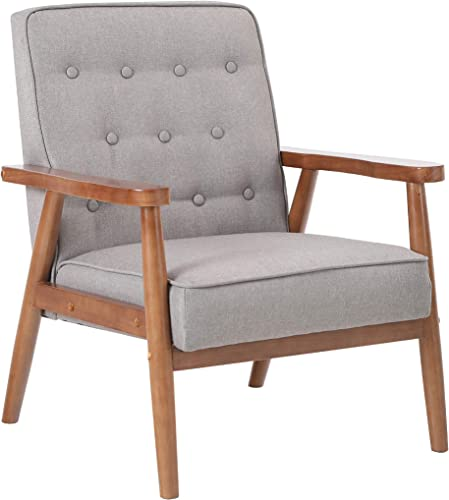 ALPHA HOME Accent Chair