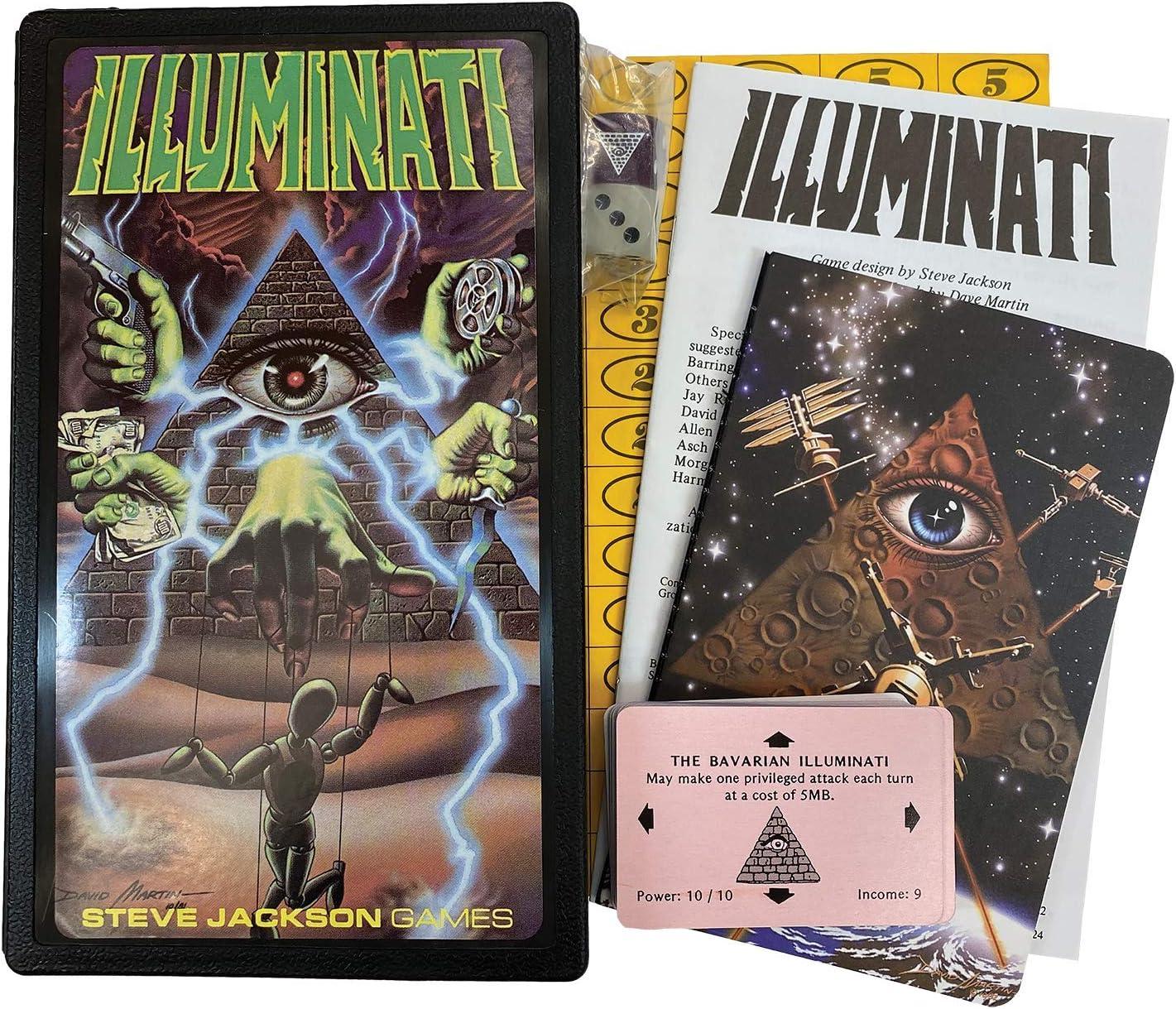 Illuminati Bundle (edición en inglés): Amazon.es: Juguetes y juegos