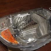 Depo 312-1196L-AC Head Lamp Assembly Capa Certified