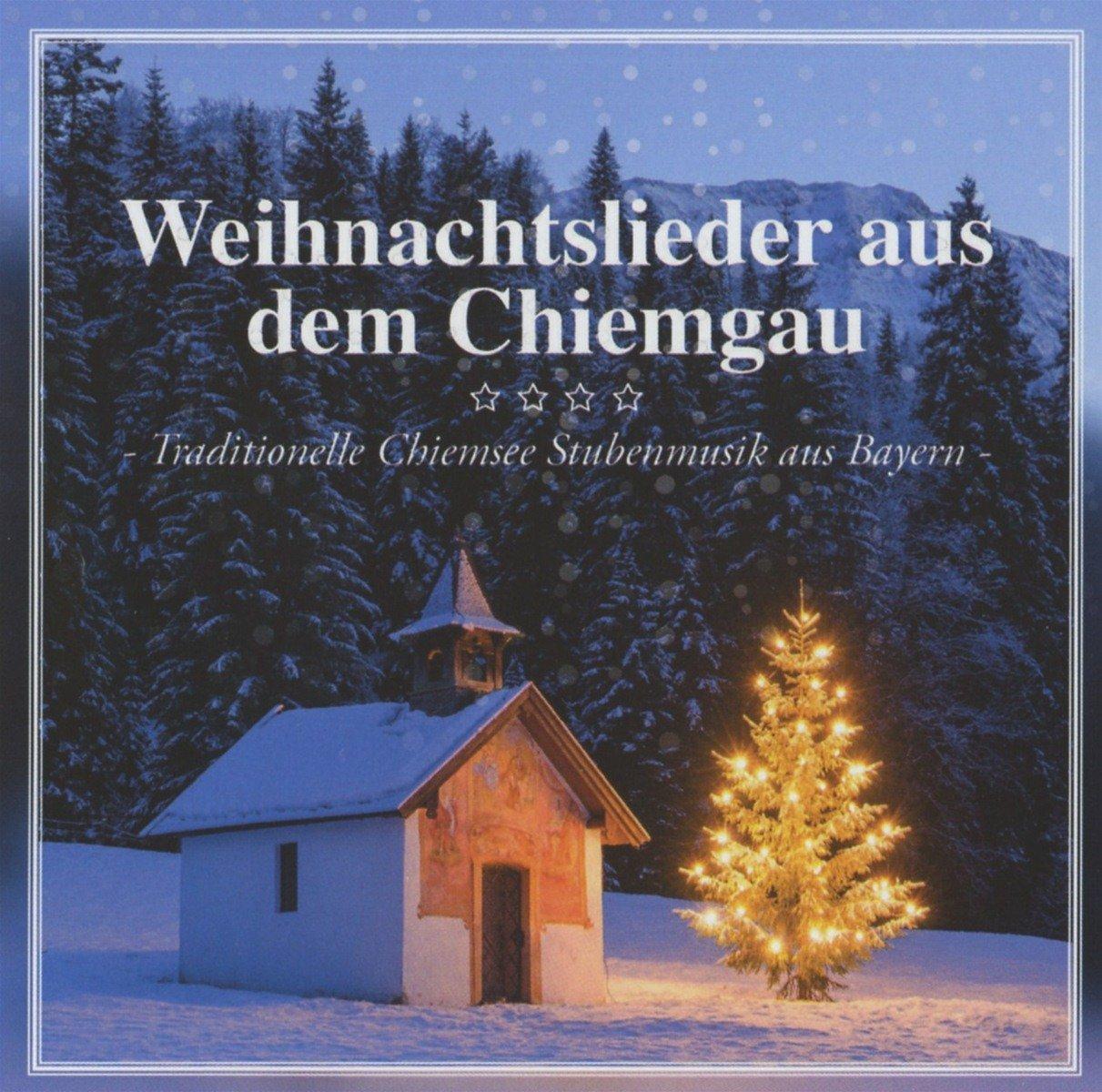 Weihnachtslieder aus dem Chiemgau - Various Artists: Amazon.de: Musik