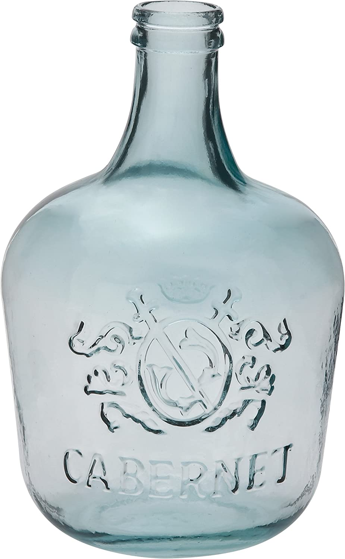Deco 79 18235 Modish Glass Bottle