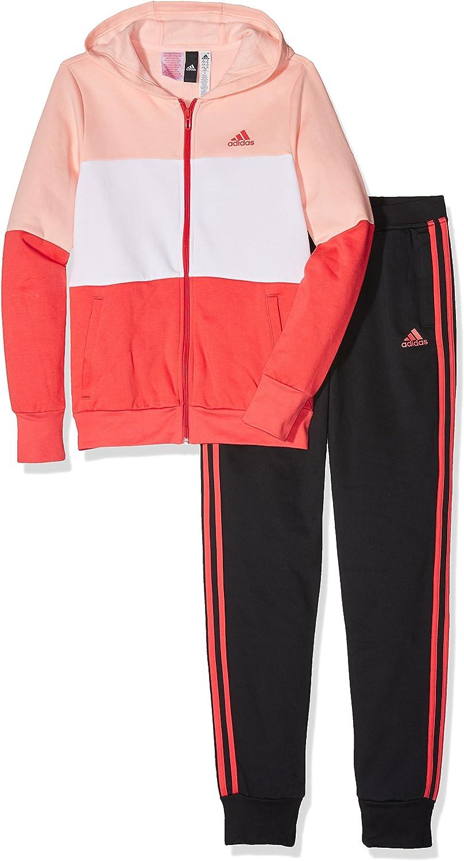Adidas BP883 - Chandal para niñas: Amazon.es: Deportes y aire libre