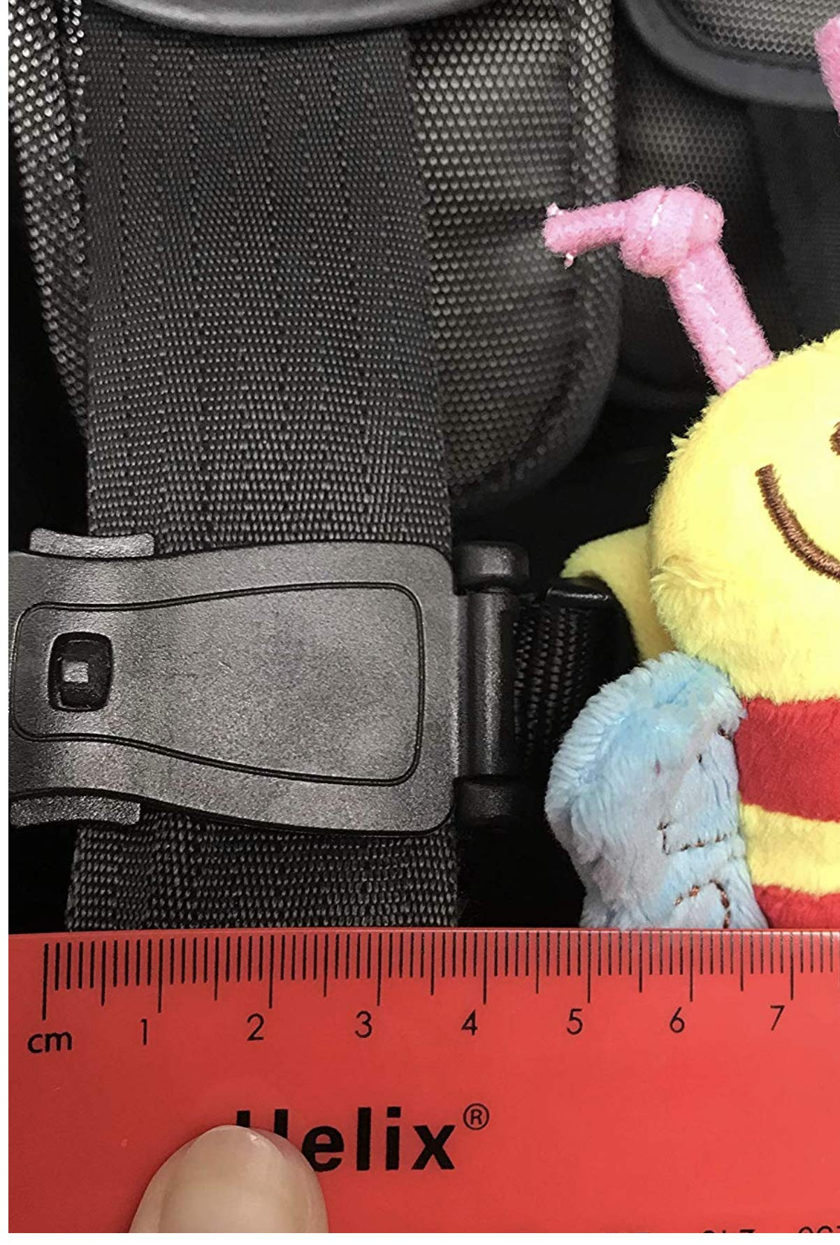 CAR SEAT ANTI ESCAPE CHEST CLIP HARNESS STRAP TO STOP CHILDREN REMOVING ARMS