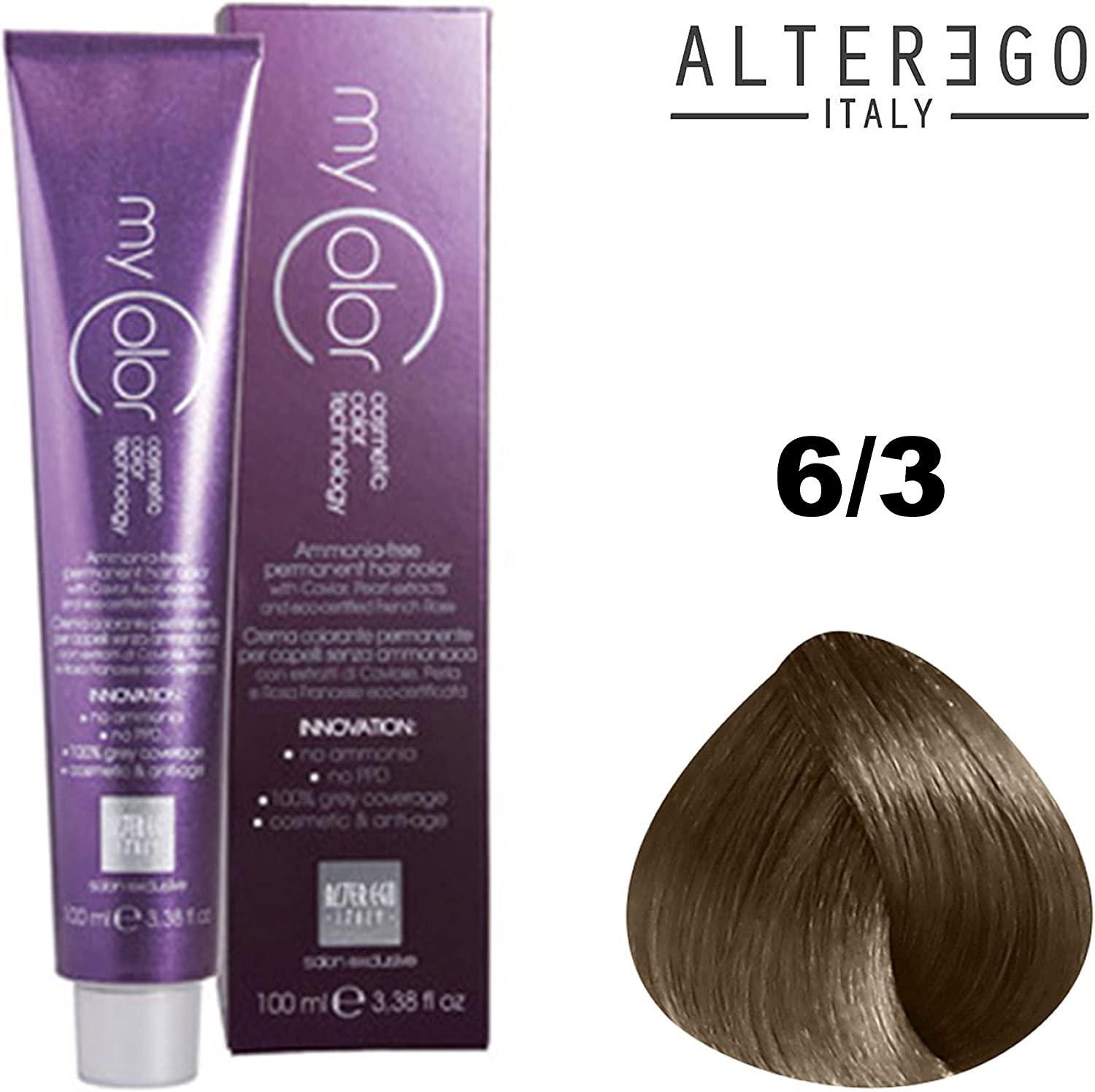 Alterego Ae My Color 100 ml 6/3