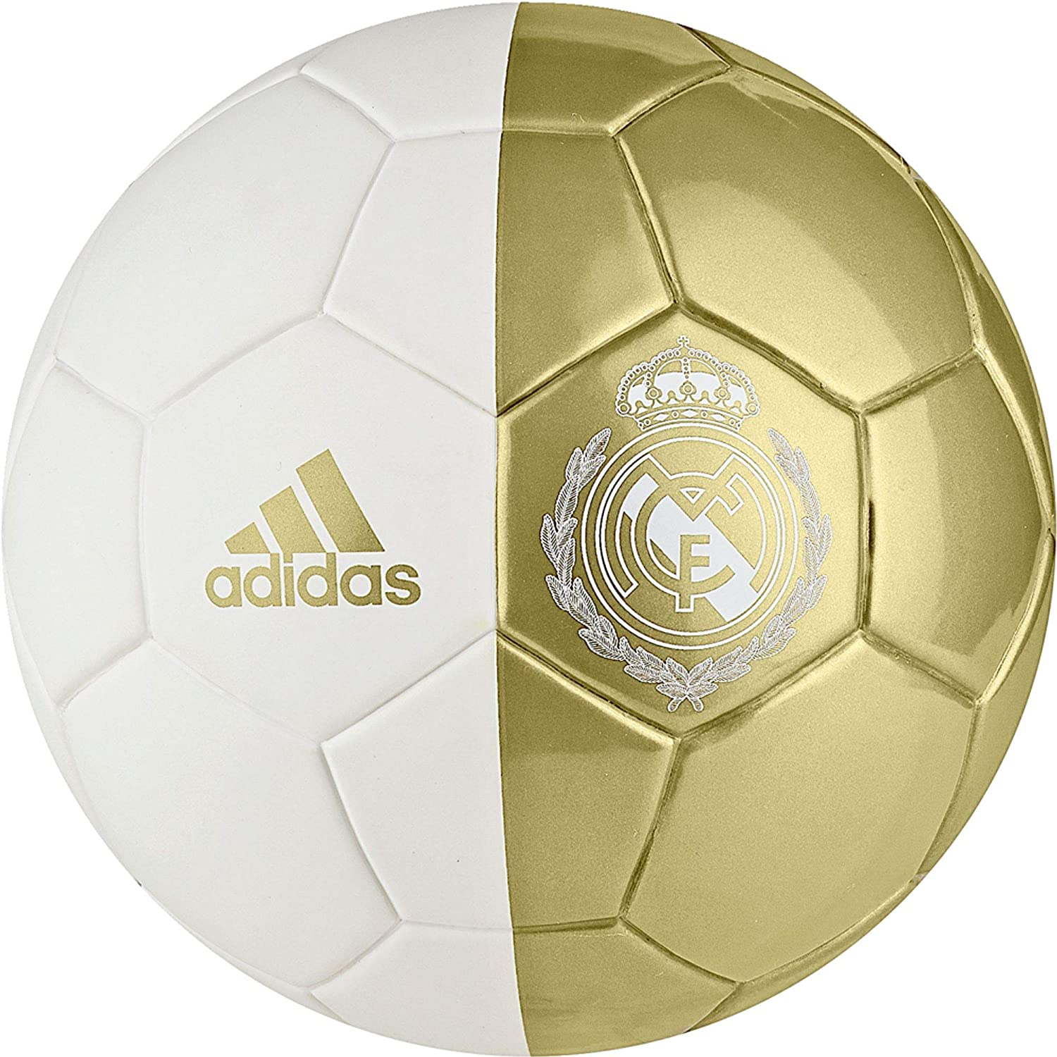adidas - Mini Balón De Fútbol Real Madrid CF 2019-2020: Amazon.es ...