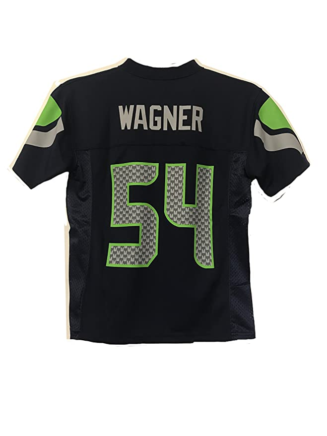 Bobby Wagner Youth Navy Jersey