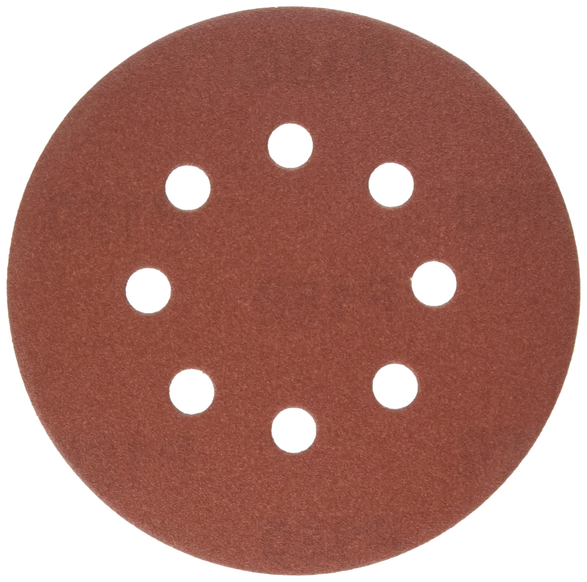 PORTER-CABLE 725801825 5-Inch 8 Hole 180G Disc (25-Pack)