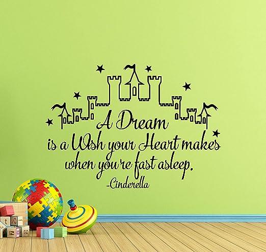 com cinderella wall decals cinderella quotes sign walt