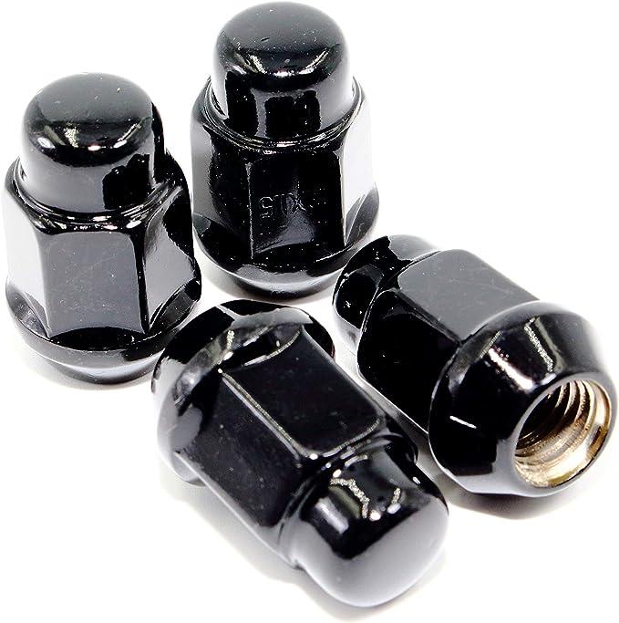 Set of 20 Veritek 12x1.5mm Chrome Spline Drive Tuner Lug Nuts w//Key 1.40 Inch Length Conical Seat for Aftermarket Custom Tuner Wheels
