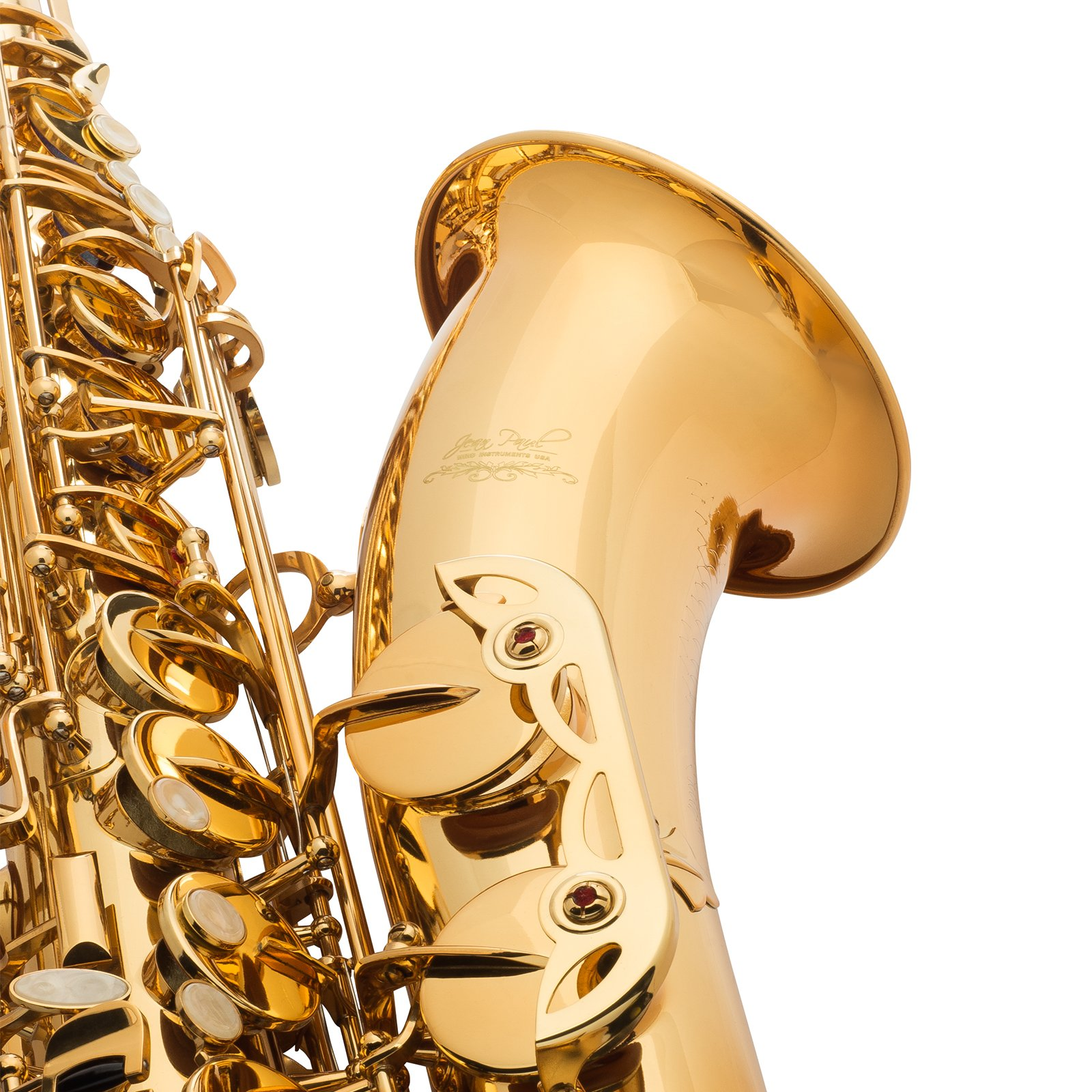 Jean Paul USA TS-400 Tenor Saxophone by Jean Paul USA (Image #3)
