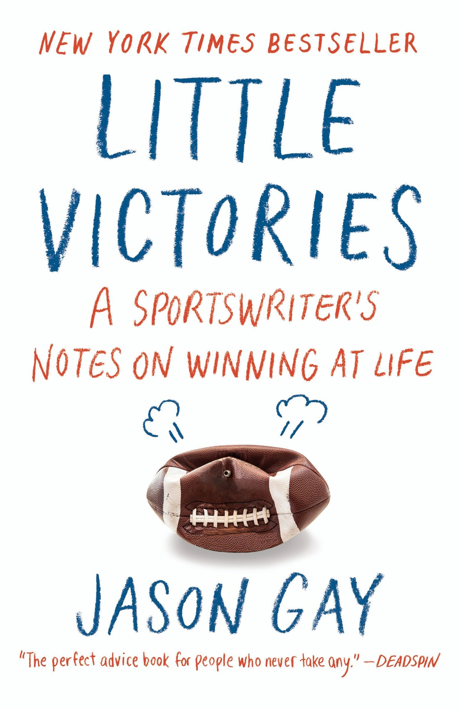 Read Online Little Victories: A Sportswriter's Notes on Winning at Life pdf
