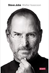 Steve Jobs (Spanish Edition) Kindle Edition