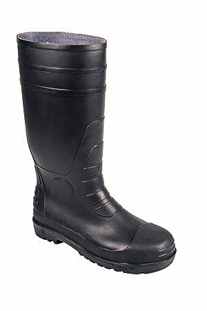 Scan - Botas de seguridad tipo Wellington (talla 39)