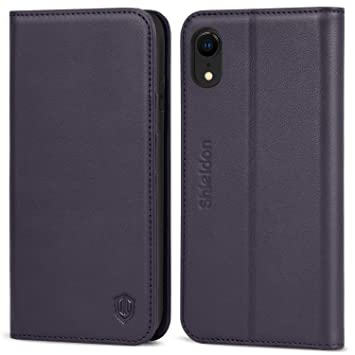 coque iphone xr violet