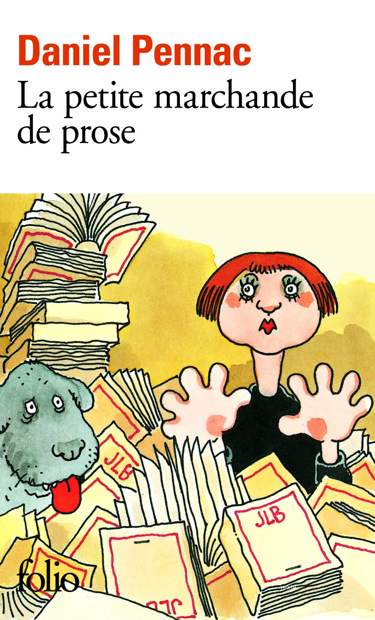 La Petite Marchande de prose (Folio)