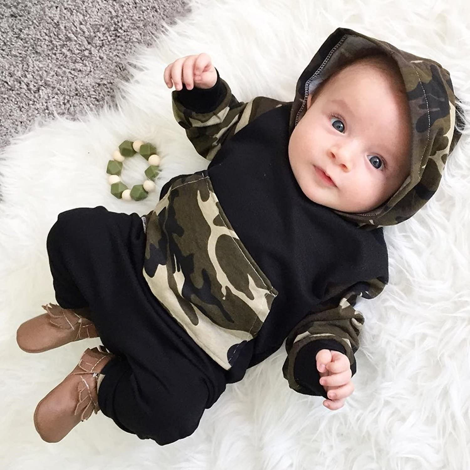 sizes 6 months hoodies boy baby clothes Sweatshirt blue gray navy CAMO MORO going home 6 years organic cotton for a boy hoodie