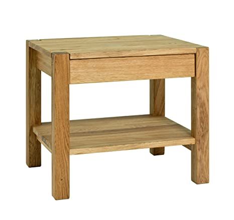 Beistelltisch Kleiner Tisch.Haku Möbel Beistelltisch Kleiner Tisch Aus Eiche Geölt Höhe 45 Cm