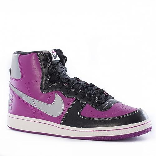 NIKE Nike terminator high basic zapatillas moda hombre: NIKE: Amazon.es: Zapatos y complementos