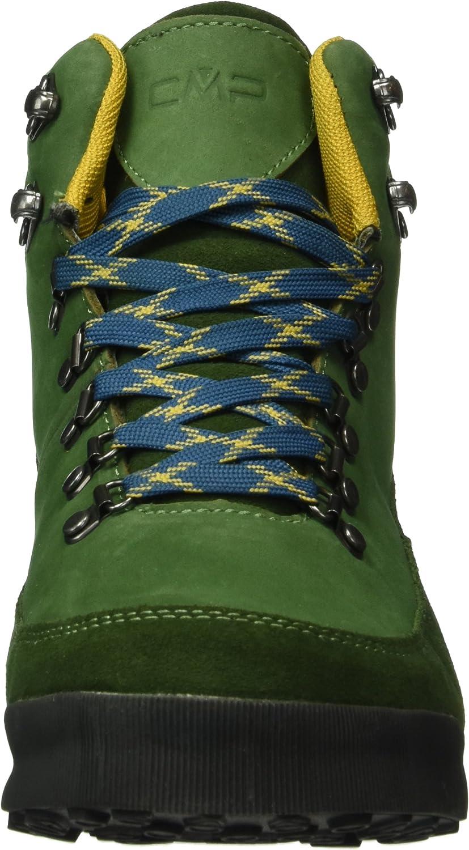 CMP Heka WP, Herren Trekking- & Wanderstiefel Grün Leaf F953
