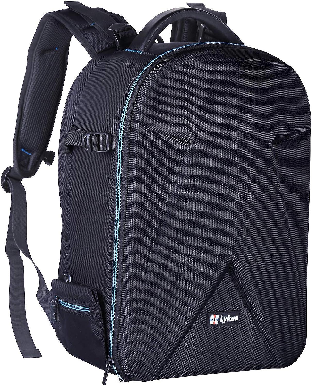 Lykus M2 Water Resistant Travel Backpack