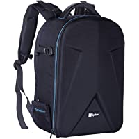 Lykus M2 Water Resistant Travel Backpack for DJI Mavic Drones, Camera, Lenses, Tripod, and Laptop, Perfect Companion for Aerial Photography and Photography