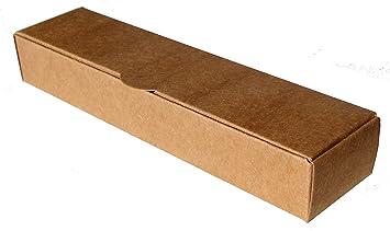 Caja para regalo automontable, set 25 unidades 17 x 4 x 2,5: Amazon.es: Oficina y papelería