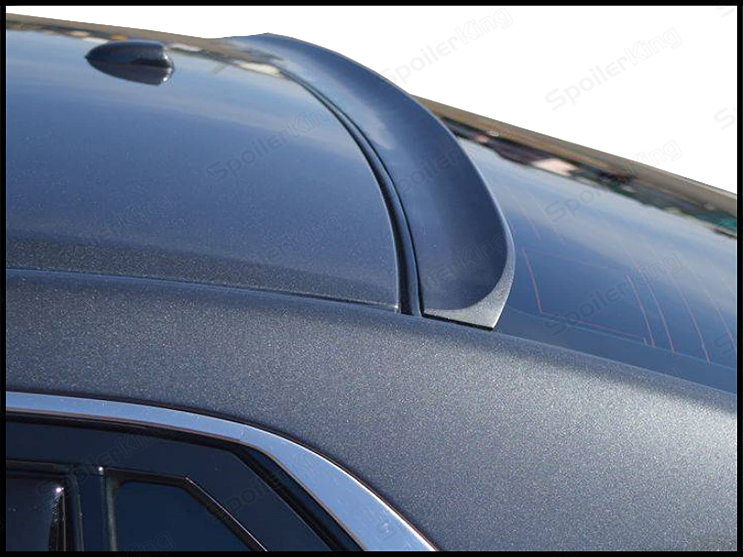 284R Rear Roof Spoiler Window Wing Visor Fits: Cadillac XTS 2013-on